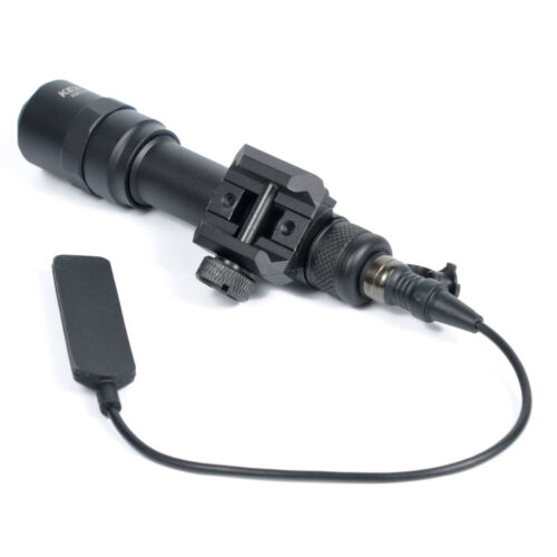 Scout Light M600B Weapon Light with Remote Pressure Switch Controller for Rifle