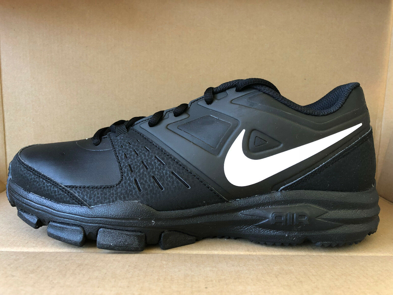 Hombre NIKE ONE AIR TR TB (4E) ONE NIKE Zapatos  Negro Blanco 6582018 010 9cded1