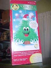 "Vtg NEW IN BOX 18"""" DOUGLAS FIR TALKING TREE Animated Singing Christmas"