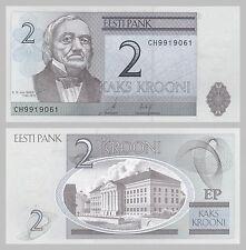 Estonia/Estonia 2 krooni 2007 p85b UNC