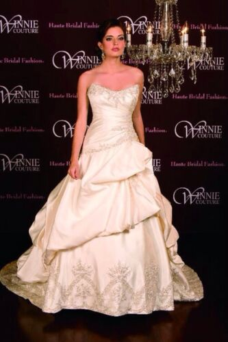 Winnie Couture wedding dress- Adelyn