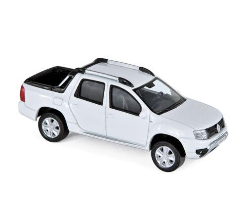 Renault Duster Oroch 2015 weiß 1:43 Norev 511317 neu /& OVP