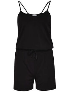 Ladies Overall Short Summer Playsuit Easy Tuta Petit Strap Onlpoptrash rrBdqvx