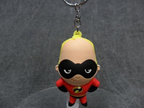 Disney NEW The Incredibles Blind Bag Pixar Key Chain Movie Mr Incredible
