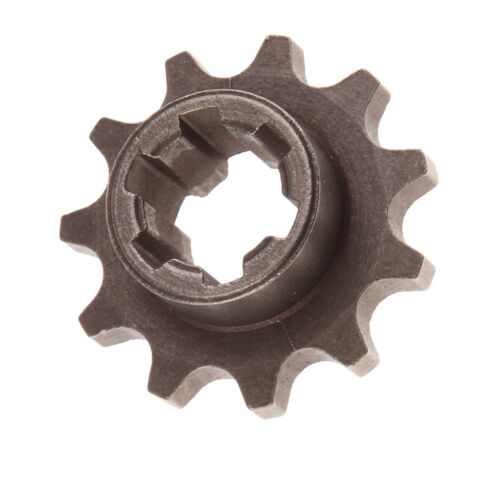 11 Tooth Front Sprocket Pinion Gear for 49cc 2 Stroke Mini Dirt Pocket Bike