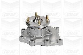 PA1022 GRAF Pompe à eau pour HYUNDAI TERRACAN (HP)