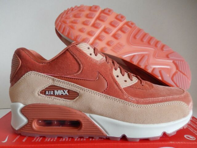 finest selection e0f09 e30ed NIKE AIR MAX 90 LX DUSTY PEACH SZ 10.5 WOMENS MENS SZ 9  898512