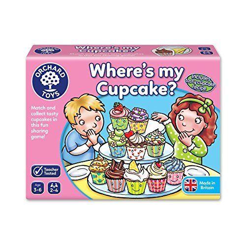 Orchard Toys considerando che il mio Cupcake Gioco