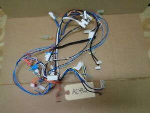 Details about Samsung DE96-01045A Microwave Oven Wiring Harness ME18H704SFB on