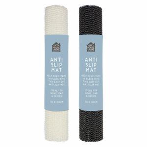 Anti Slip Mat Non Grip Roll Carpet Rug Car Dash Home Garage Liner 150cm x 30cm