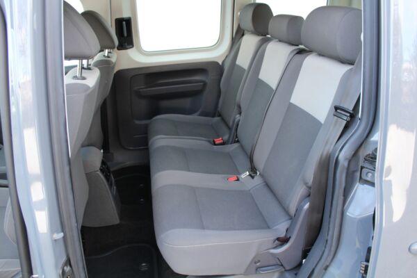VW Caddy 1,2 TSi 85 Trendline billede 5
