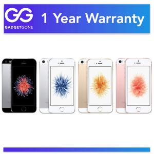 Apple iPhone SE | AT&T - T-Mobile - Verizon Unlocked | 16GB 32GB 64GB 128GB