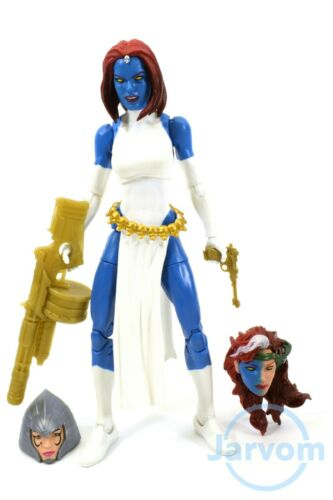 "Marvel Legends 6/"" Inch Walgreens Exclusive X-Men Mystique Loose Complete"