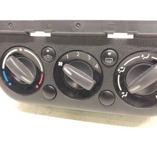 Suzuki Swift *2005-2010* Genuine Dash Heater Control Switches  Non A//C FreeP/&P