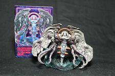 Final Fantasy IX 9 NECRON Creatures Mini Figure Color Ver. & Card JAPAN