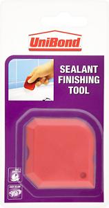 Unibond Sealant Finishing Tool efficace Colle Outil pour une lisse finition et,