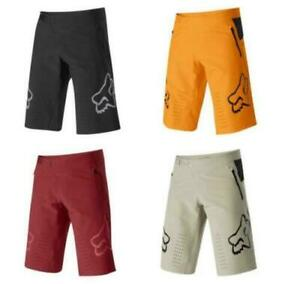 NEW-Demo-fox-Shorts-Men-039-s-MTB-DH-Mountain-Bike-Shorts-Summer-2020