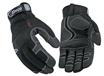 Kinco 2051 NWT Mens Warm Gloves Ski Snowboard Bike Winter Waterproof snow cold