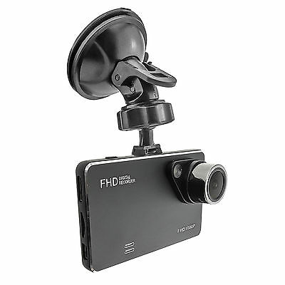 "2.7"" Full HD 1080P Car DVR Vehicle Camera Video Recorder Dash Cam G-sensor Black"