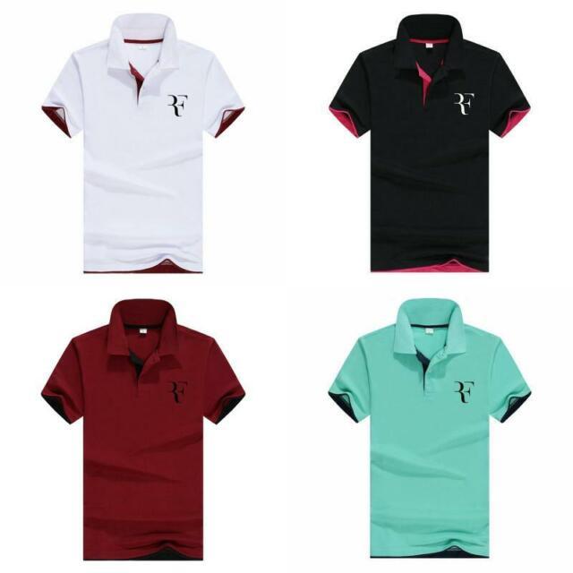 Nike RF Advantage Premier Polo T Shirt (Black)