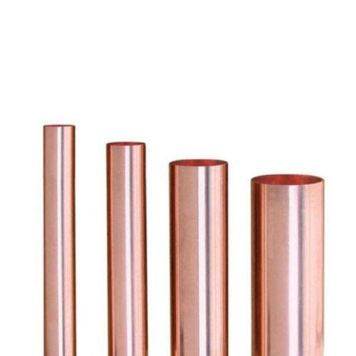 "Diameter 8-18mm Red Copper Round Hard Tube Pipe Cutting Tool Metal 0.5m 20/"""