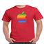 Apple-T-Shirt-Logo-Mac-Men-039-s-And-Youth-Sizes-Ring-Spun-Cotton-Soft-TEE thumbnail 7