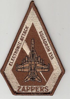 VAQ-130 ZAPPERS PATCH