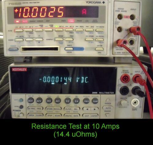 Low-z Cobre Correa /& Lt 20uohm 12 Pack Maxwell Faradios Ultra Capacitor bcap0010