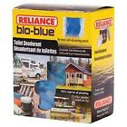 Reliance Bio-blue Toilet Deodorant 12 Pouches Control Odor