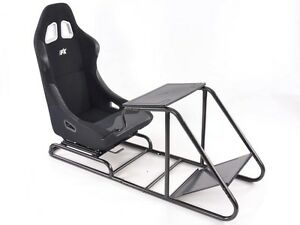 Simulator Chair Racing Seat Driving Gaming Chair Xbox Playstation Pc