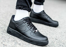 44 Chaussures Air Sneaker Homme Noir 1 Cuir Nike Lifestyle 5 Force 0wPk8nO