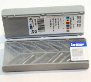 Carbide Inserts 10 new ISCAR Tool DGN 3003J Grade IC908