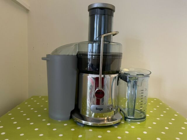 SAGE The Nutri Juicer BJE410UK By Heston Blumenthal  Good condition hardly used.