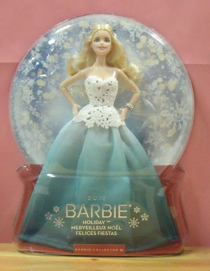 Barbie DGX98 Magia Magia Magia delle Feste 2016 holiday natale MATTEL b4529d
