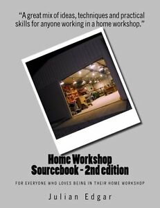 Home-Workshop-Sourcebook-2nd-Edition-by-Julian-Edgar-Brand-New-Paperback