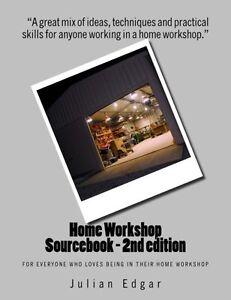 Home-Workshop-Sourcebook-2nd-Edition-by-Julian-Edgar-Brand-New-Paperback
