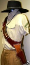 Leather Shoulder Holster for Super Comanche Pistols