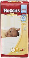 Huggies Little Snugglers Diapers, Kimberly Clark, 1 Jumbo (8-14 Lbs) 35 Count