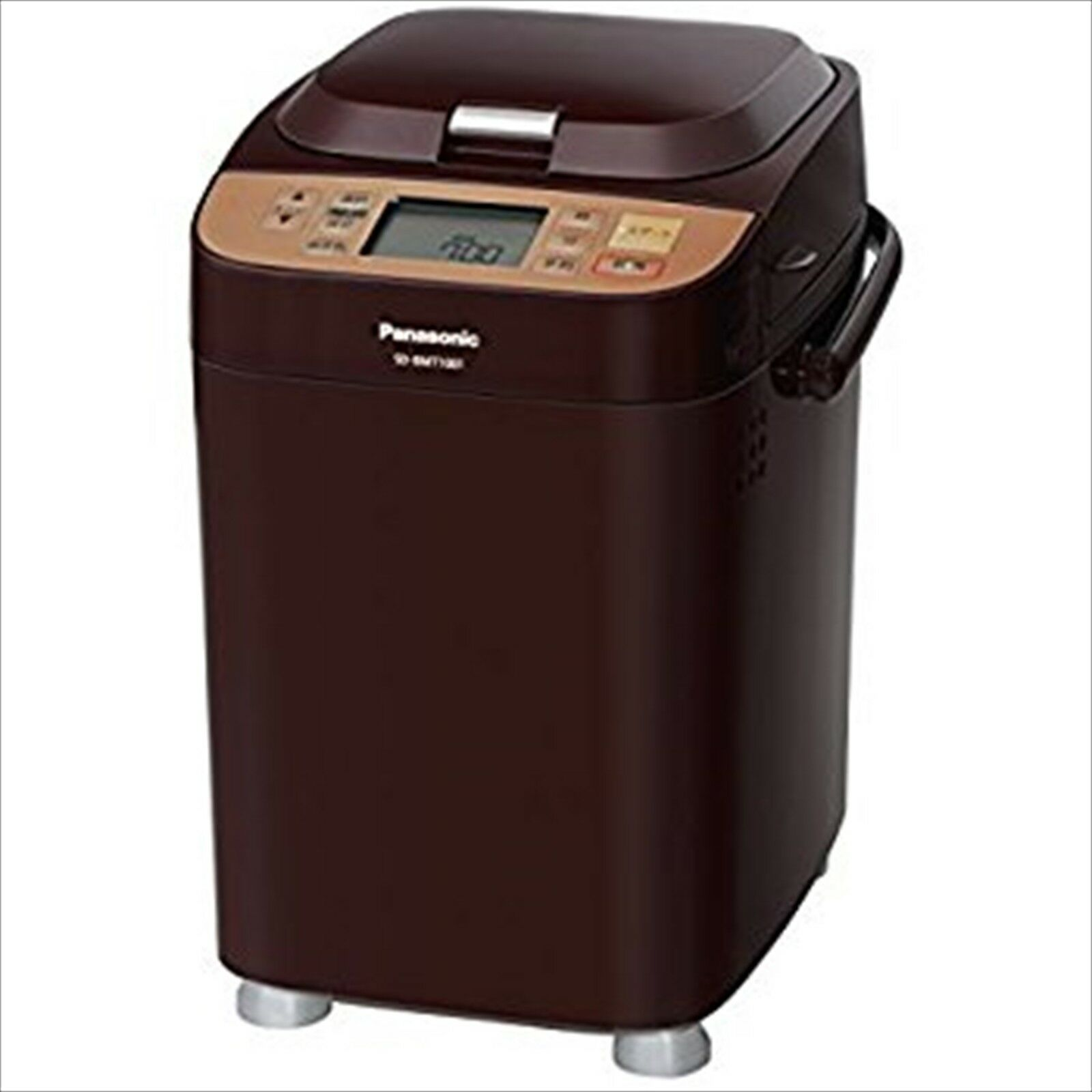 Panasonic Home Bakery 1 LOAF type Marron SD-BMT1001-T F S Japan NEW