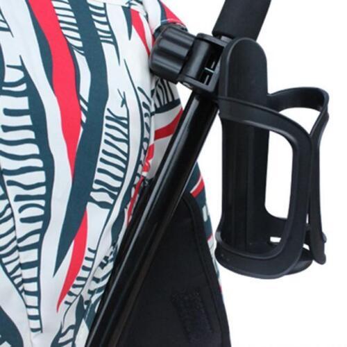 Baby Pram Organizer Bottle Cup Holder Stroller Caddy Storage Universal Buggy W
