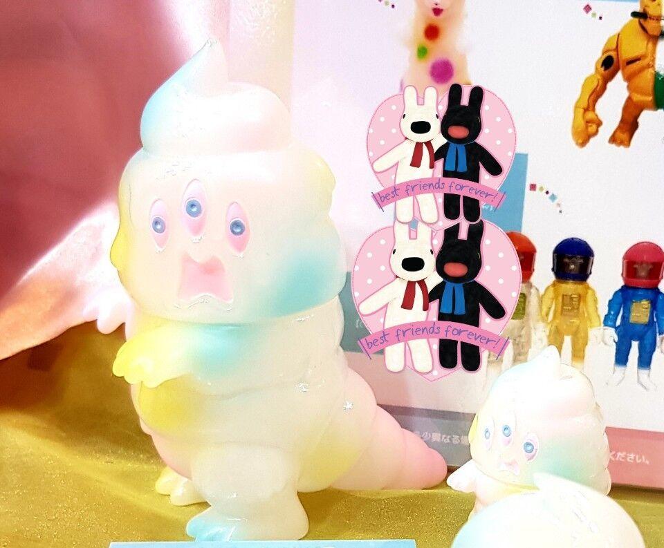 ART JUNKIE  SHITTON TEA SOFT VINYL cifra ART giocattolo 2 PCS SET