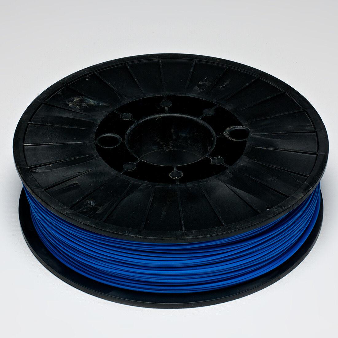 3D Printer Filament Reel Spool 1.75 mm Blue ABS