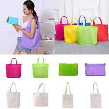 Multi-styles Shopping Bag Reusable Tote Bag Grocery Storage Handbag Eco Shoppers