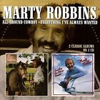 All Around Cowboy/Everything I've Always Wanted by Marty Robbins (CD, Jun-2016, Morello Records)