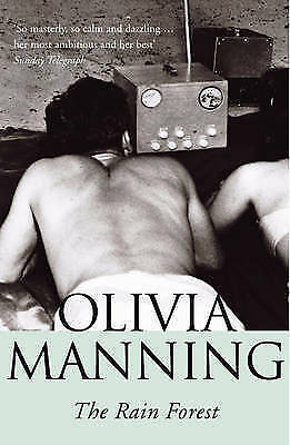 The Rain Forest by Olivia Manning (Paperback) Book