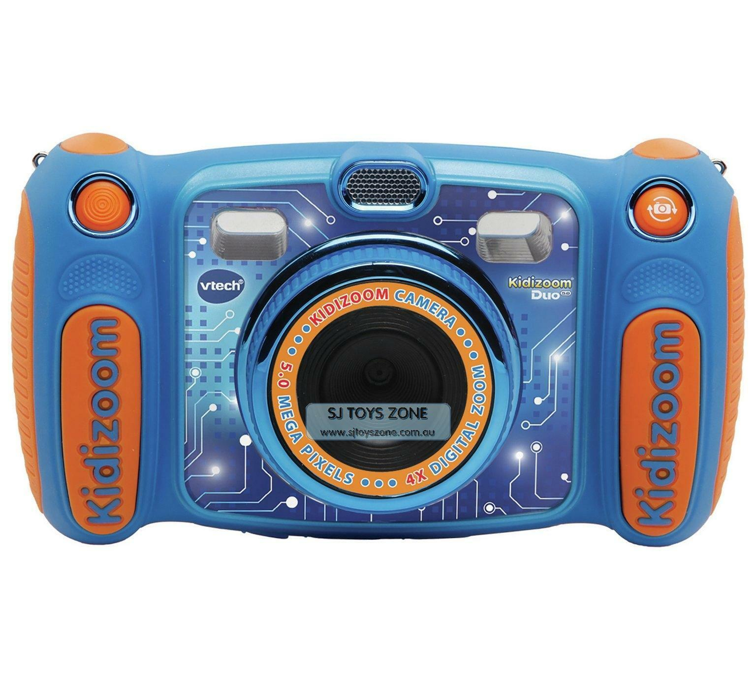 Kidizoom Duo Digital 2.4 Inch Coloured LCD Screen Camera (5.0)  for Kids - bluee