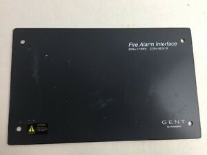 Gent Honeywell Vigilon Fire Alarm Interface S4-34415 - Front Panel Cover ONLY
