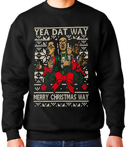 image is loading migos ugly christmas sweater dat way quavo unisex