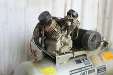New Listing10 Hp Air Compressor 120 Gal Horizontal Campbell Hausfeld