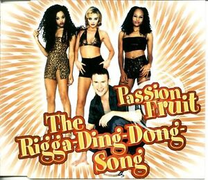 Passion Fruit - The-Rigga-Ding-Dong-Song - Deutschland - Passion Fruit - The-Rigga-Ding-Dong-Song - Deutschland